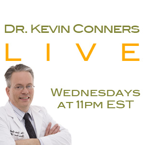 Dr Kevin Conners LIVE
