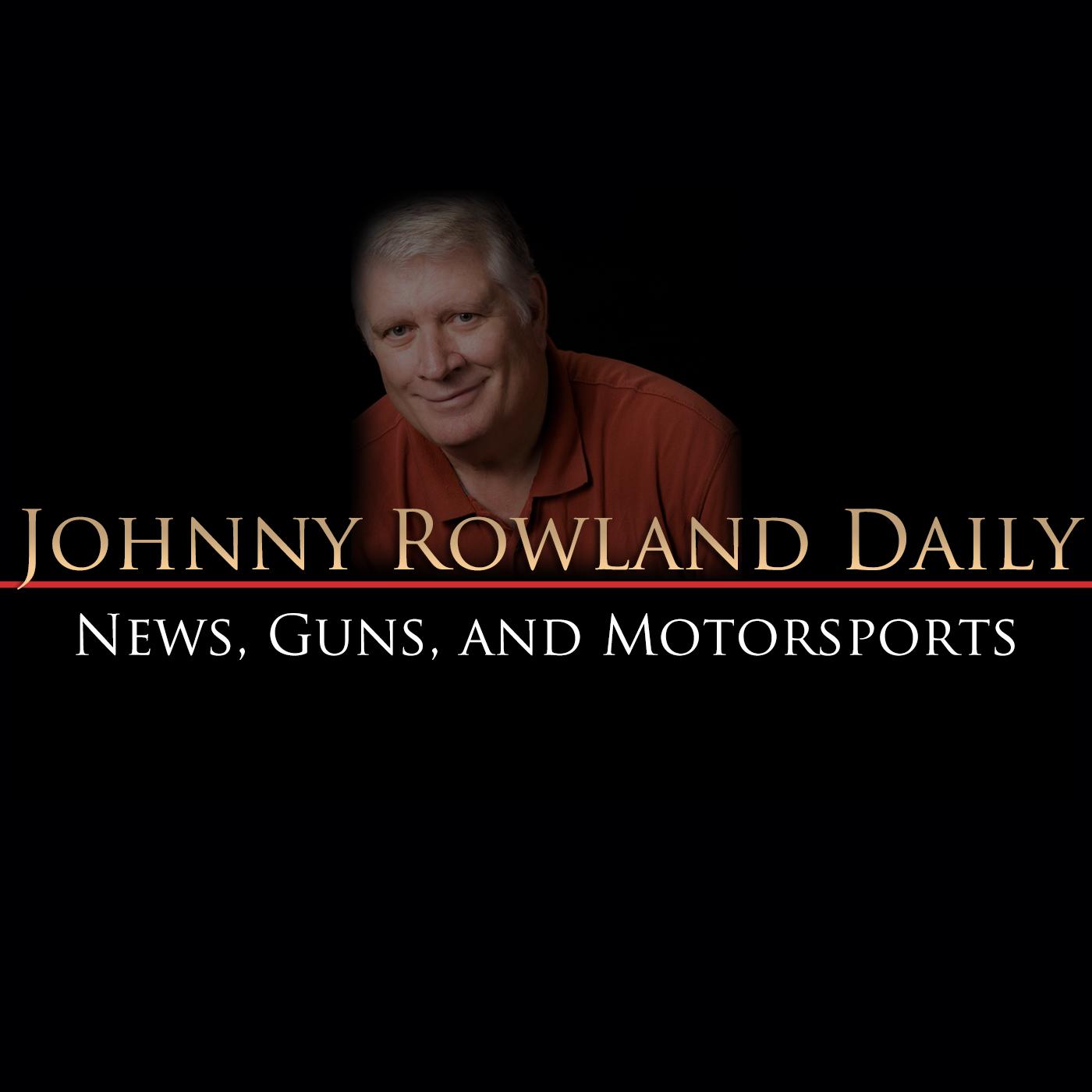 <![CDATA[Johnny Rowland Daily Show]]>